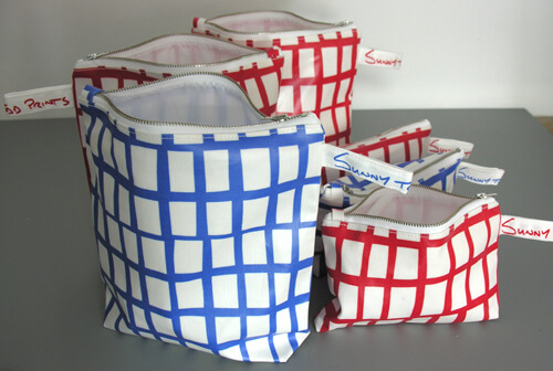 Sunny's washbags