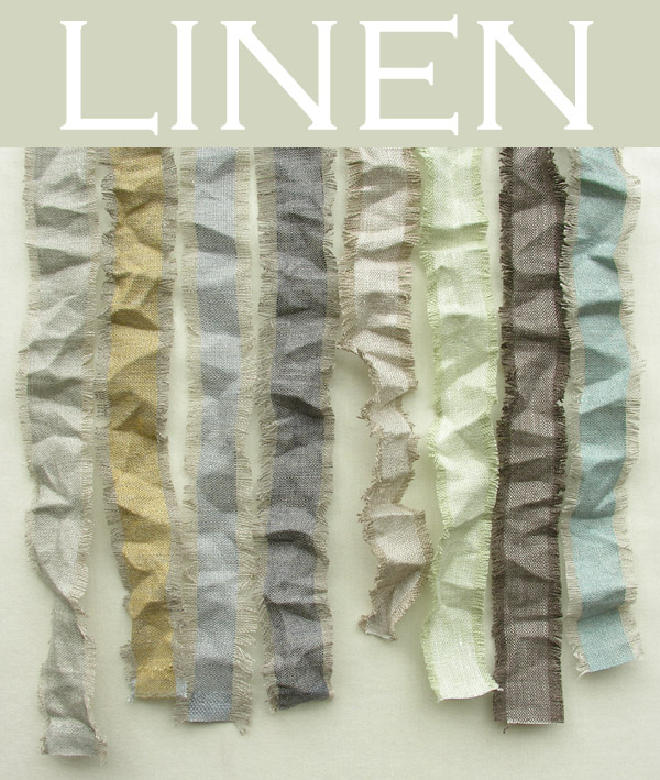Linen Fabrics from Tinsmiths