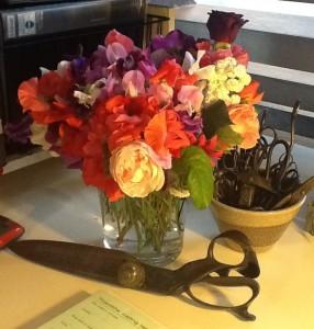 w i flowers