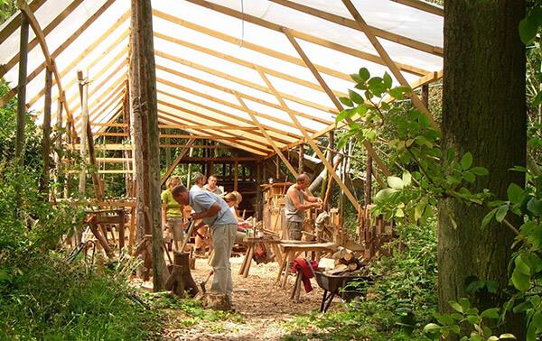 Brook House Wood Workshop