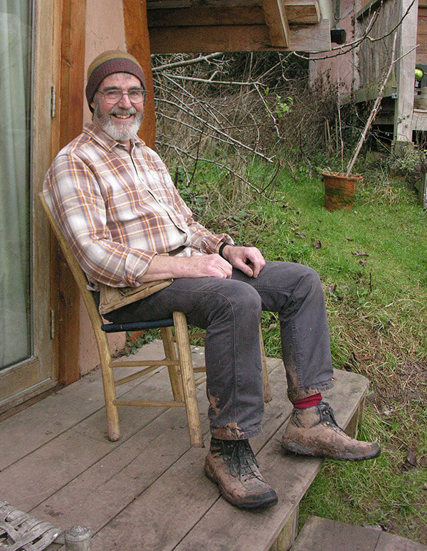 Settin' Off Again – Chairmaker Mike Abbott