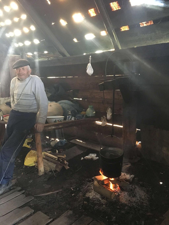 Tinsmiths Ukranian Visit