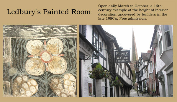 Ledbury's Painted Room