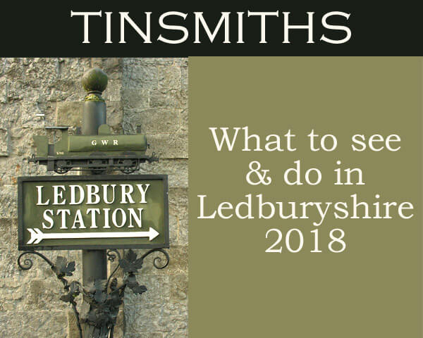 What to do and see in Ledburyshire