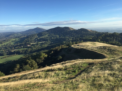 Malvern Hills and British Camp