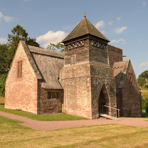 W.R. Lethaby and All Saints' Church Brockhampton by David Patten