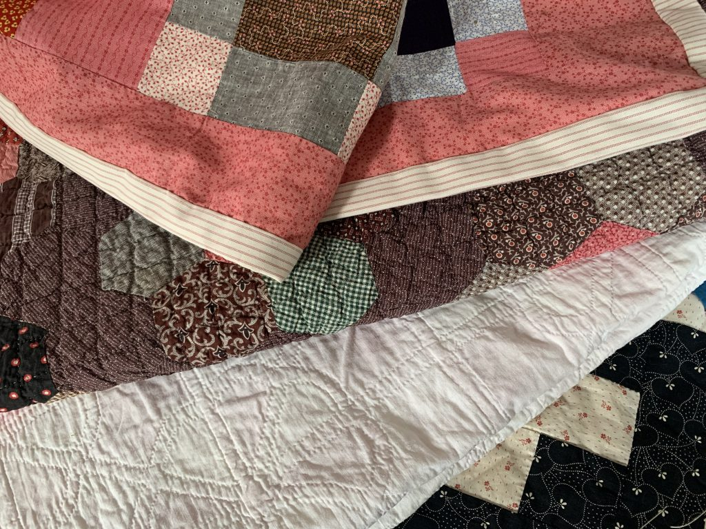 Tinsmiths Antique Quilt Collection