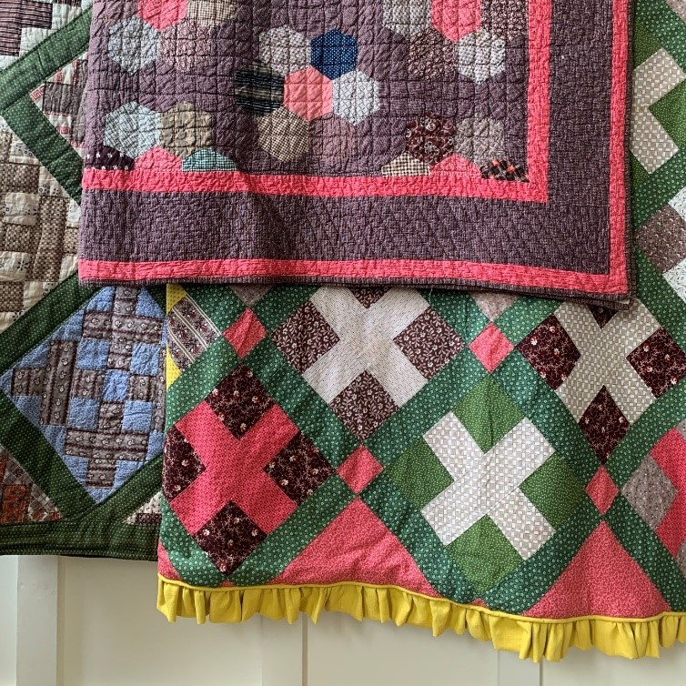 Tinsmiths Antique Patchwork Quilts