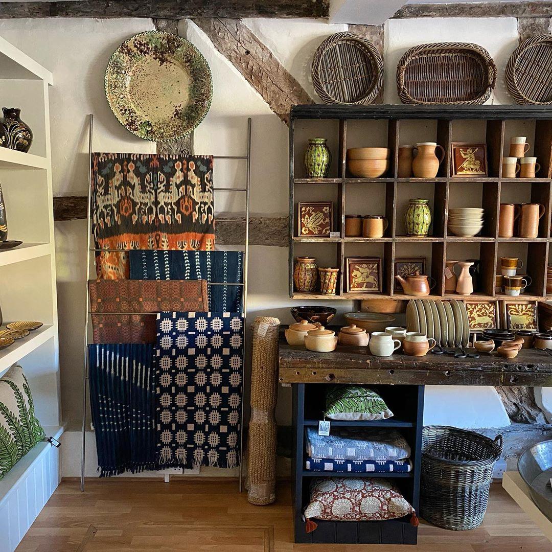 Tinsmiths Shop Interior Ledbury