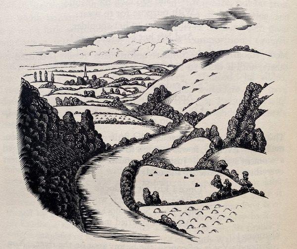 Tinsmiths 'Ledburyshire' Calendar July 2021: Hoarwithy