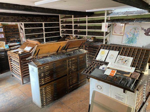 Tilley Printworks, Ledbury